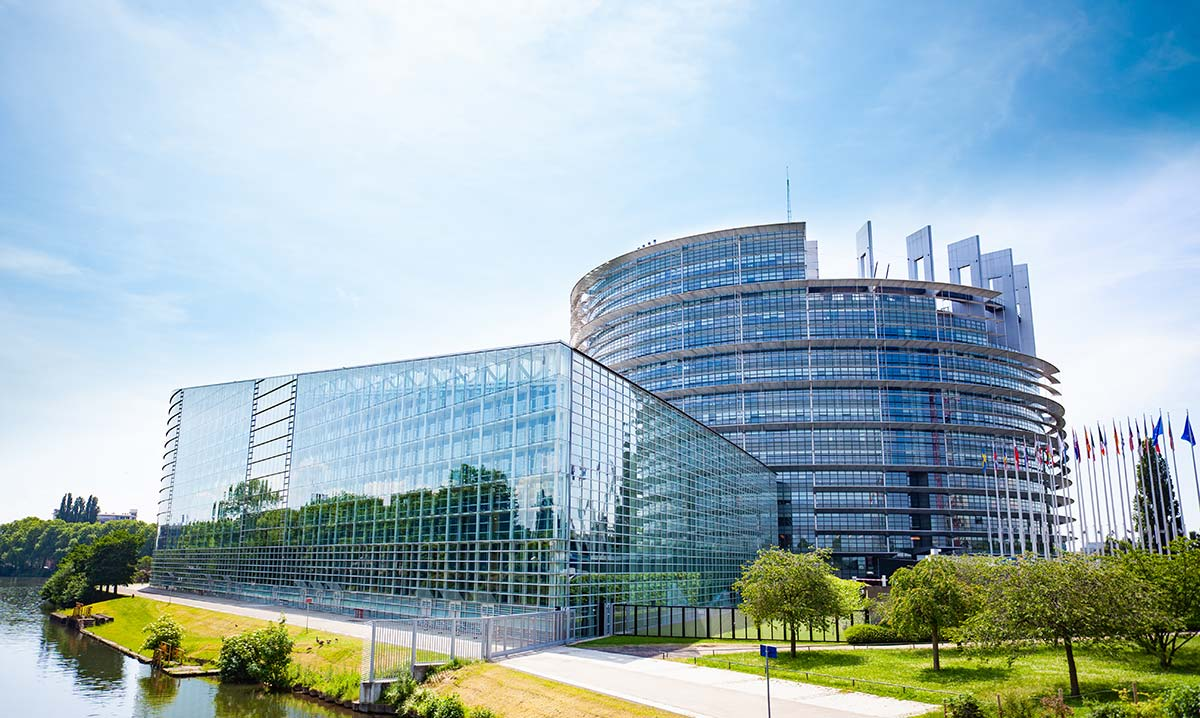 photographie parlement europe